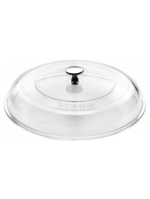 Staub - Glasdeckel, gewölbt, Ø 24 cm, 40501-024 / 15212400