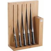 Zwilling Pro Messerblock, Bambus, 6-tlg., Art. Nr. 38438-000