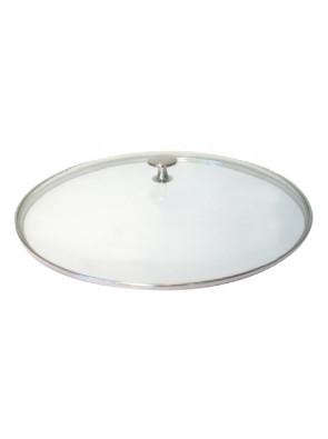 Staub - Glasdeckel, flach, Ø 37 cm, 40510-248 / 1523796