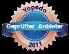 Yopedo.de Qualitaetssiegel für berondi